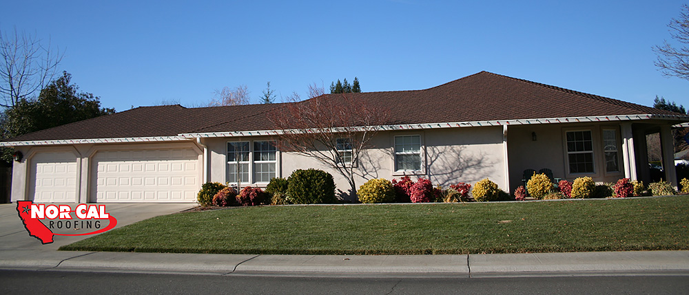 Nor Cal Roofing Certainteed Presidential Shingle Residential Roof Chico Orland