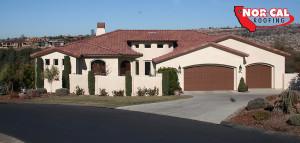 Nor Cal Roofing Eagle S-Tile Residential Roof Butte Tehama Glenn County