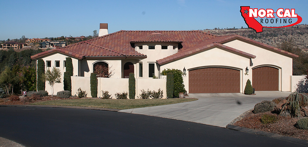 Nor Cal Roofing Eagle S-Tile Residential Roof Butte Tehama Glenn County