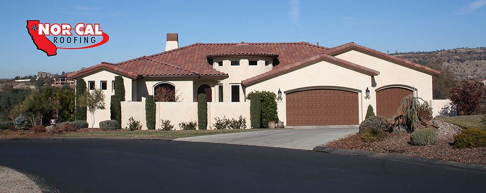 Nor Cal Roofing Eagle S-Tile Residential Roof