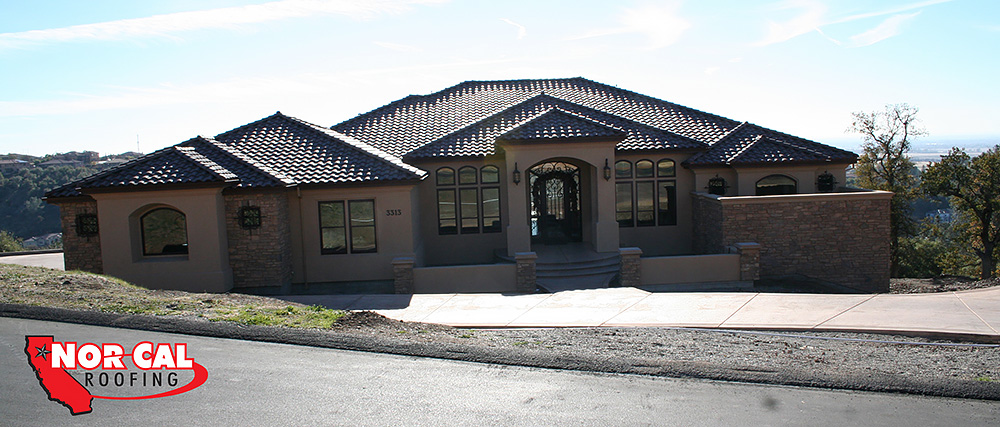 Nor Cal Roofing Residential Boral Roof S-Tile Orland Chico