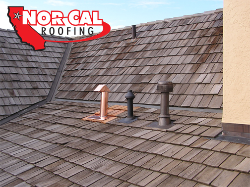 Nor-Cal Roofing: Roof flashing, residential contractor