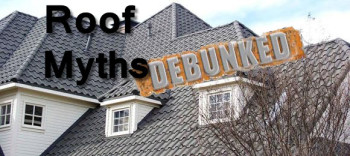 Nor-Cal Roofing myths debunked in Chico, Sacramento, Redding and Oroville